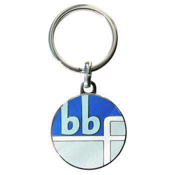 Metall-Schlüsselanhänger Heissemail beidseitig (Artikelnr.: 520040)